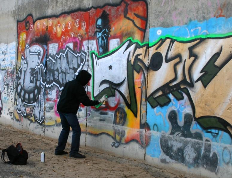graffiti-vandalisme